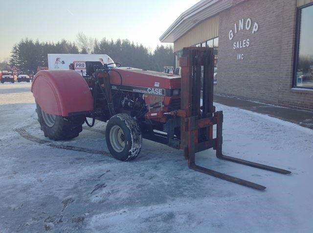 1987 Case 1394 Tractor For Sale