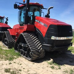 Tractor For Sale 2013 Case IH Steiger 500Q , 500 HP
