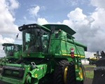 Combine For Sale: 2011 John Deere 9670 STS