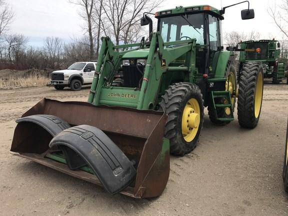 1998 John Deere 7810 Tractor For Sale