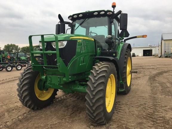 2016 John Deere 6175R Tractor For Sale