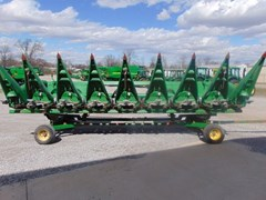 Header-Corn For Sale 2009 John Deere 608C