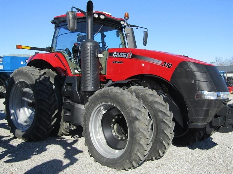 2016 Case IH MAGNUM 310 Tractor For Sale