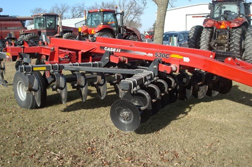 Disk Ripper For Sale:  2005 Case IH 530C