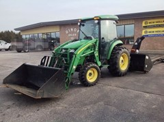 Tractor For Sale:  2006 John Deere 4320