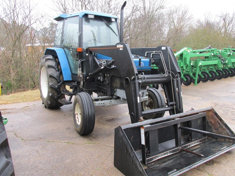 1996 New Holland 7740 Tractor For Sale