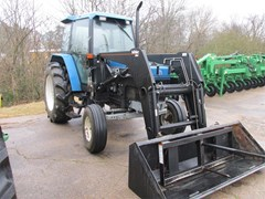 Tractor For Sale 1996 New Holland 7740 , 86 HP