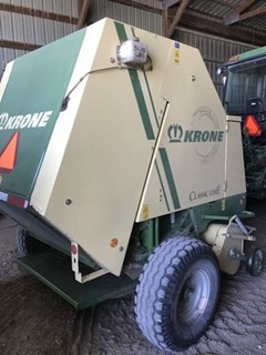 Baler-Round For Sale:  2008 Krone KR160B