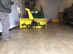 Snow Blower For Sale 2000 John Deere 59