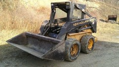 Skid Steer For Sale 1996 New Holland LX665