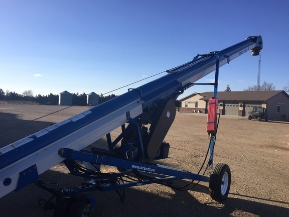 2009 Brandt 1545 Auger-Portable For Sale