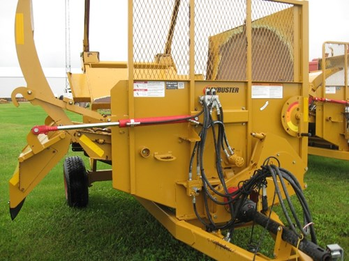 Tub Grinder - Feed/Hay For Sale:  2013 Haybuster 2655