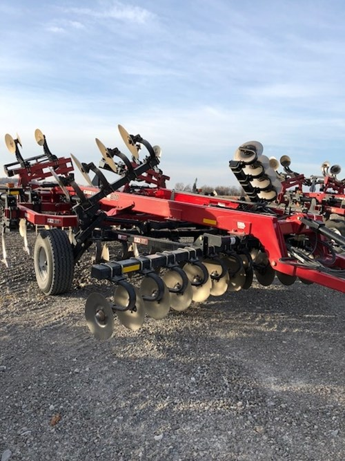 Disk Ripper For Sale:  2012 Case IH 870