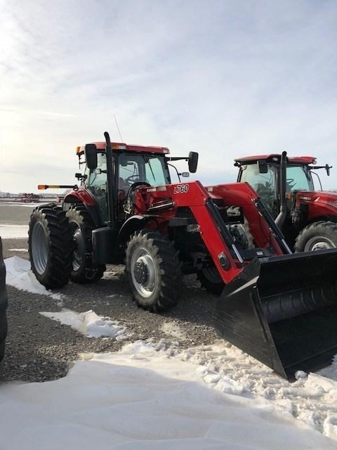 2014 Case IH PUMA 170 Tractor For Sale