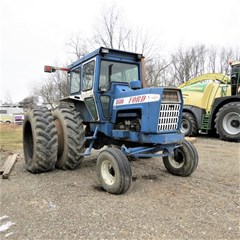 Tractor For Sale Ford 8600 , 123 HP