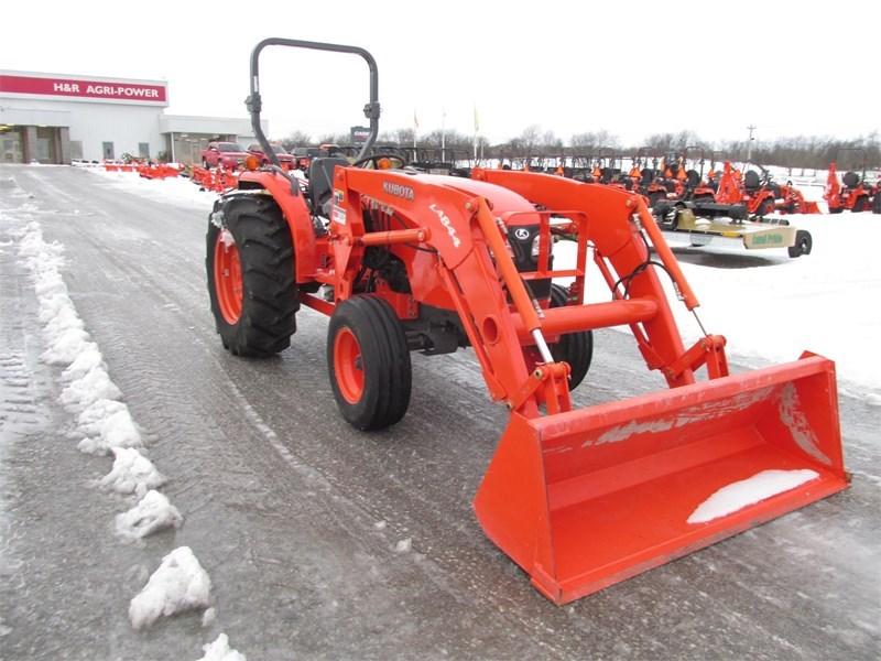 Kubota MX5100F Tractor For Sale