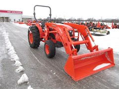 Tractor For Sale Kubota MX5100F , 50 HP