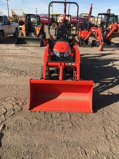Loader Backhoe :  Kubota BX23SLSB-R