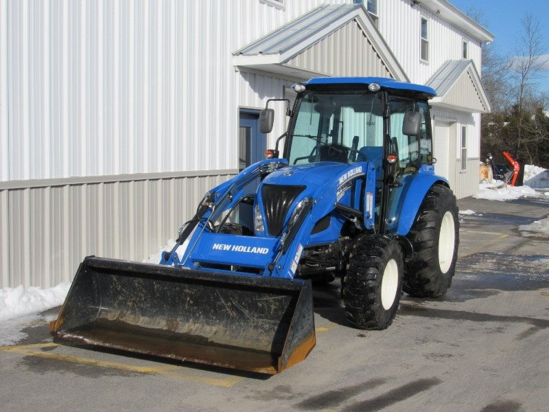 2016 New Holland Boomer47 Tractor For Sale
