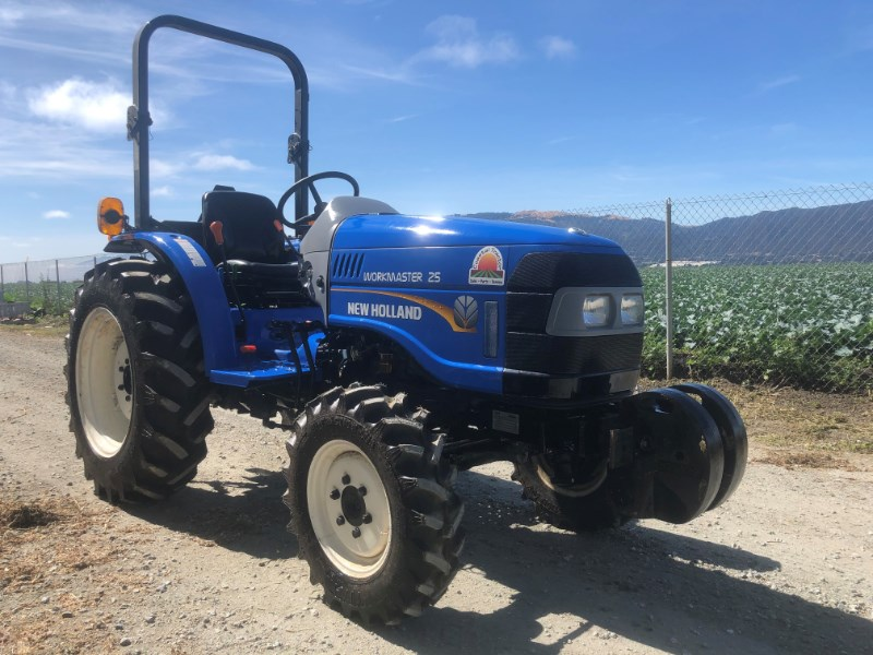 2016 New Holland Workmaster 33 Tractor - Compact For Sale