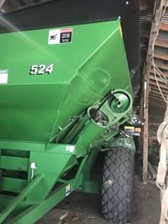 Grain Cart For Sale:  Parker 524