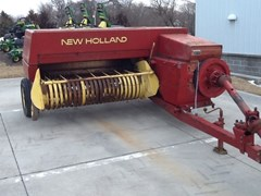 Baler-Square For Sale 1982 New Holland 320