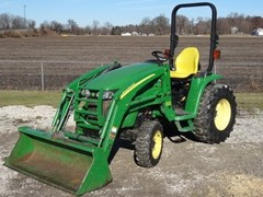 Tractor - Compact For Sale 2008 John Deere 3120