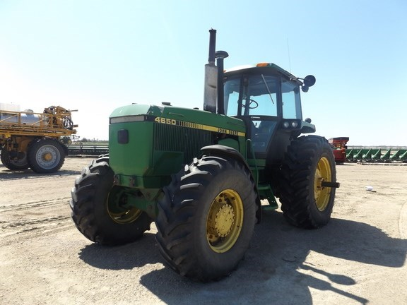 1988 John Deere 4650 Tractor For Sale