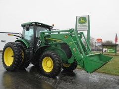 Tractor For Sale:  2013 John Deere 7200R , 200 HP