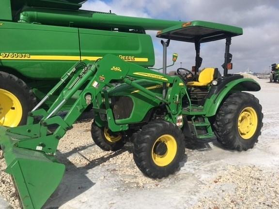 2007 John Deere 5225 Tractor For Sale