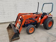 Tractor For Sale 1997 Kioti LK3054 , 30 HP