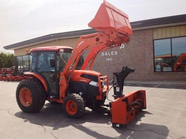 2007 Kubota L5740HSTC Tractor For Sale