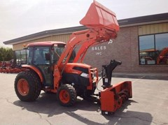 Tractor For Sale:  2007 Kubota L5740HSTC