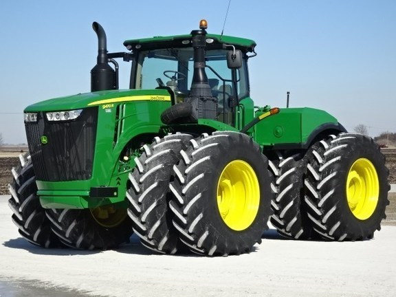 2015 John Deere 9470R Tractor For Sale