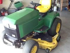 Riding Mower For Sale 2000 John Deere 445 , 22 HP