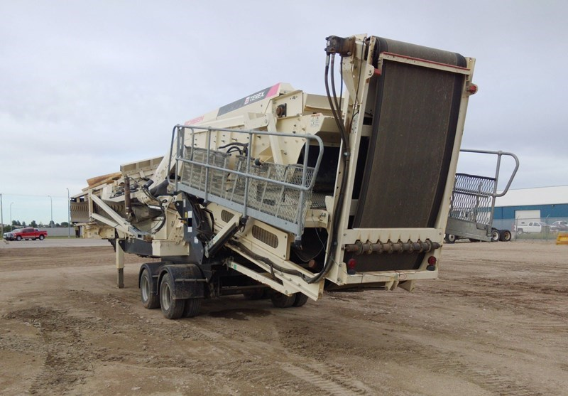 2013 Finlay 683 Screening Plant - Hydraulic For Sale