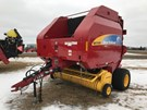 Baler-Round For Sale:  2009 New Holland BR7090 5X