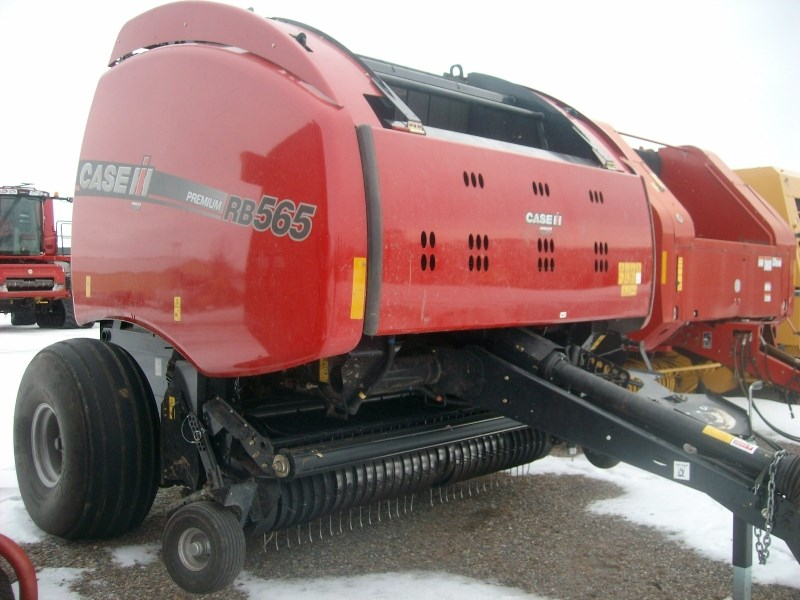 2016 Case IH RB565P Baler-Round For Sale