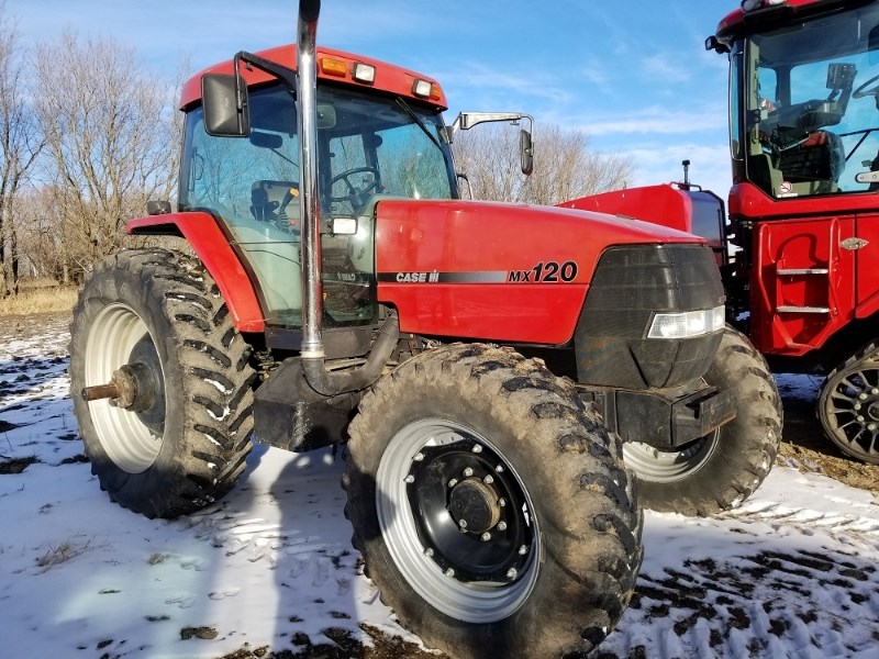 1999 Case IH MX120 Tractor For Sale