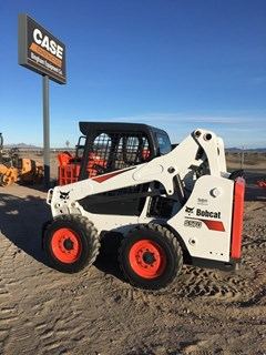 Skid Steer :  Bobcat S570 T4