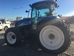 Tractor For Sale:  2008 New Holland T6030