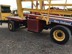 Bale Wagon-Self Propelled For Sale:  2014 New Holland H9880