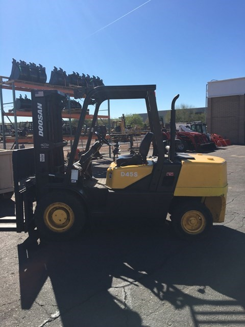 Other GLP050 Lift Truck/Fork Lift-Rough Terrain For Sale