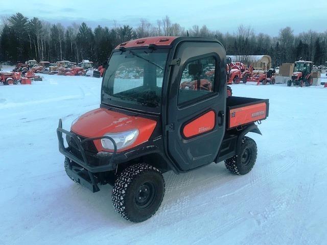 2016 Kubota RTV-X1100 Utility Vehicle For Sale