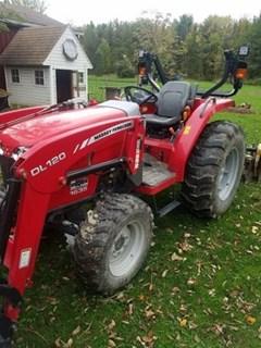 Tractor For Sale 2014 Massey Ferguson 1635 , 35 HP
