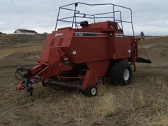 Baler-Big Square For Sale:  1998 Hesston 4755