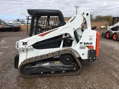 Skid Steer-Track :  Bobcat T595 T4