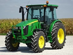 Tractor For Sale 2018 John Deere 5100M , 100 HP