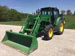 Tractor For Sale:  2011 John Deere 6430 , 120 HP