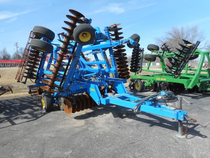 2011 Landoll 7431-26 Vertical Tillage For Sale